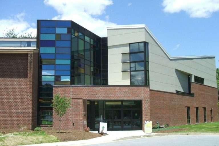 UUCC OBIC building
